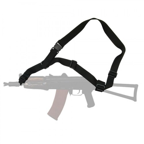 Ціна Ремінь для зброї / Hasta Триточковий ремінь Silent (Ver 2) 32002