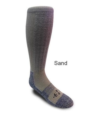 Ціна Шкарпетки / Рейдові шкарпетки антибактеріальні Covert Threads Military Boot Socks - Rock Infiltrator