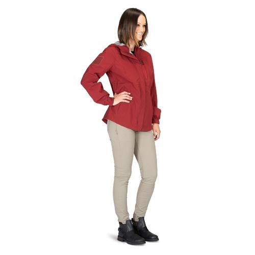 Ціна Жіночий одяг / Жіноча тактична мембранна куртка дощовик 5.11 WOMENS AURORA SHELL JACKET, Sangria 38077