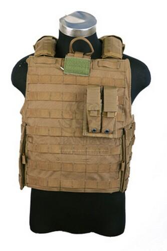 Ціна Підсумок для Магазинів пістолетних / Підсумок пістолетних магазинів подвійний молле Pantac Molle 9mm Pistol Double Mag Pouch PH-C202, Cordura
