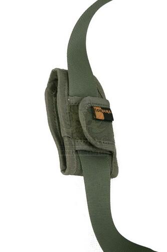 Ціна Підсумок Спеціальний та Інші / Підсумок для ременя сумки Pantac Shoulder Strap Pouch OT-C014, Cordura