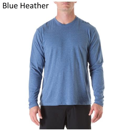 Ціна 1 шар. Потовивідна термо білизна / Футболка на довгий рукав 5.11 Performance Long Sleeve Tee 42110JM