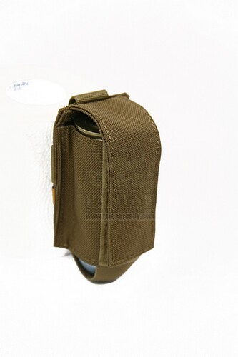 Ціна Підсумок для Гранат Підствольні / Pantac Molle Single 40mm Grenade Pouch PH-C210, Cordura