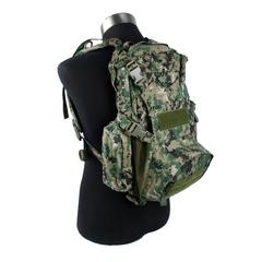 Підсумок рюкзак молле для спини бронежилету Shark Gear Molle Kangaroo Pack 70001747
