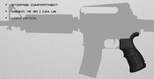 Ціна Пістолетні руків'я / IMI M16/AR15 EG Grip ZG102