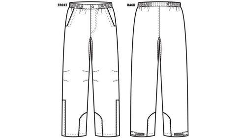 Ціна Дощовий одяг мембр / Дощові тактичні штани 5.11 Rain Pant Waterproof Nylon 48005