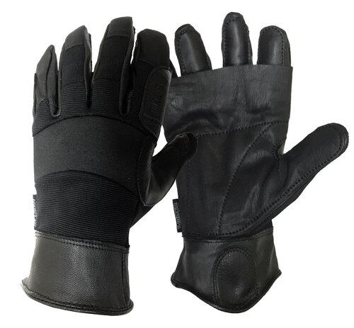 Ціна Рукавички. Комбіновані із шкірою, або синтетичні / Тактичні рукавички для спуску з мотузки 5.11 Fastac2 Repelling Gloves 59338