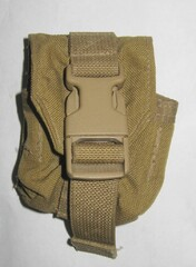 Підсумок гранатний армії США USGI Eagle Ind. Molle Coyote M67 FRAG GRENADE POUCH MARSOC