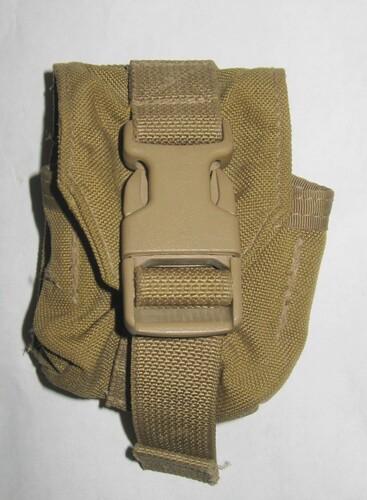 Ціна Підсумок для Гранат Осколкових / Підсумок гранатний армії США USGI Eagle Ind. Molle Coyote M67 FRAG GRENADE POUCH MARSOC