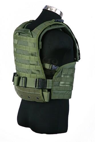 Ціна Аксесуари для розвантажувальних систем / Спина плитоносу Shark Back Plate For MBSS Vest and RRV 90020, 900D