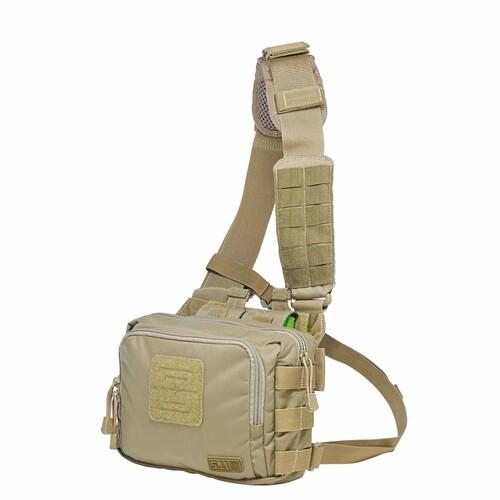 Ціна Сумки. Поясні, Плечові та для прихованого носіння зброї / 5.11 2-BANGER BAG 56180