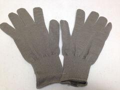 Військові зимові рукавички утелювачі армії США USGI Wool Glove Inserts Liners CW Lightweight