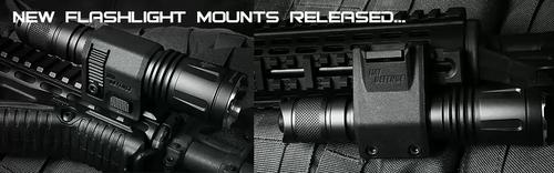 Ціна Збройні кріплення та RIS аксесуари / IMI Tactical Side Light Mount TLM1