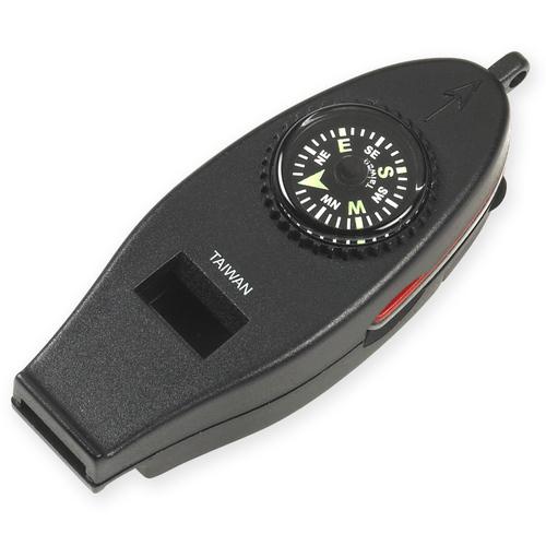 Ціна Засоби виживання, орієнтування та видобуток вогню / Компас виживання NDUR 6-IN-1 Survival Compass 51550