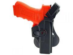 Тактична полімерна кобура для Glock під ЛІВУ РУКУ 19/23/32 (також для Gen.4) IMI-Z1020LH