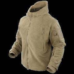 Condor SIERRA Hooded Fleece Jacket 605
