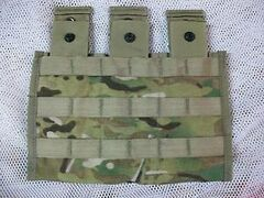 USGI Molle II TRIPLE MAGAZINE POCKET