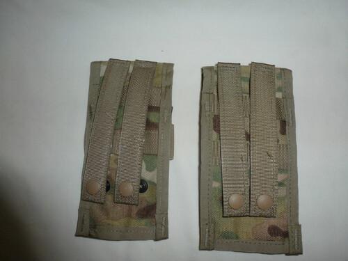 Ціна Підсумок для Магазинів гвинтівки (AR/М-серія та інші) / Магазинний підсумок армії США USGI Molle II M-4 Double Magazine pouch