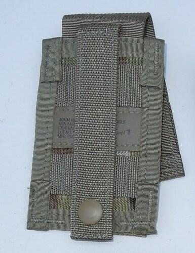 Ціна Підсумок для Гранат Підствольні / Підсумок гранатний 40мм армії США USGI Eagle Indust. Multicam OCP Grenadier Pouches Molle II