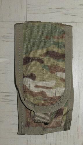 Ціна Підсумок для Магазинів гвинтівки (AR/М-серія та інші) / Підсумок магазинний армії США USGI EAGLE Ind. Molle II M-4, Two Magazine pouch