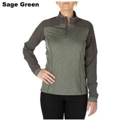 Жіночі тактична сорочка 5.11 WOMEN'S RAPID HALF ZIP 62381