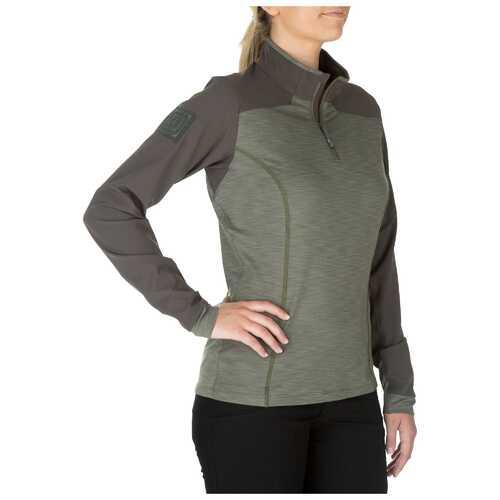 Ціна Жіночий одяг / 5.11 WOMEN'S RAPID HALF ZIP 62381