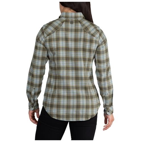 Ціна Жіночий одяг / Жіноча тактична фланелева сорочка 5.11 HANNA FLANNEL 62391