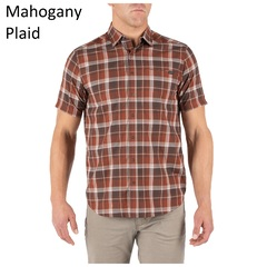 Сорочка 5.11 HUNTER PLAID SHORT SLEEVE SHIRT, 71374
