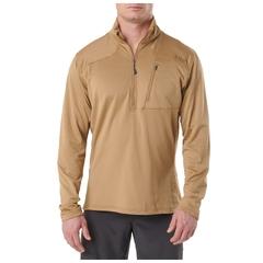 Флісовий пуловер Polartec Eddie Bauer Men's Cloud Layer® Pro Fleece 1/4-Zip Pullover 0677