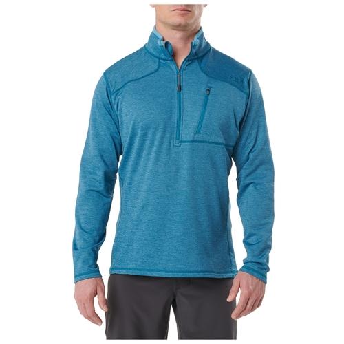 Ціна Кофти та светри, фліс / Флісовий пуловер реглан 5.11 Recon® Half ZIP Fleece 72045
