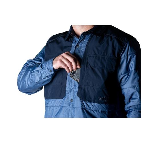 Ціна Сорочки та поло / Утеплена тактична сорочка 5.11 PENINSULA INSULATOR SHIRT JACKET 72123