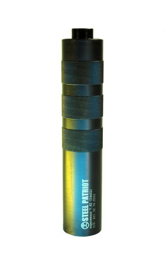 Ціна Глушники для зброї / Steel Глушник для АКМ 7.62 PATRIOT (14x1Lh)
