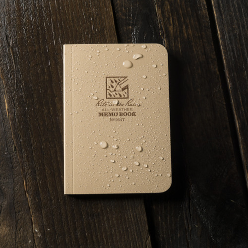 Ціна Засоби поміток та маркувань / Rite In The Rain MEMO BOOK 954 8,89*12,7см