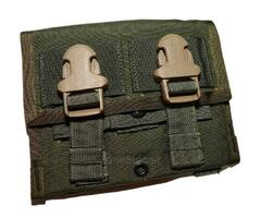 Підсумок для 40мм гранат молле Eagle Industries 40MM Grenade Pouches OD DFLCS DF-LCS MOLLE