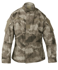 Propper ARMY COMBAT UNIFORM COAT A-TACS F5459-38-379 BATTLE RIP® 65/35 POLY/COTTON RIPSTOP