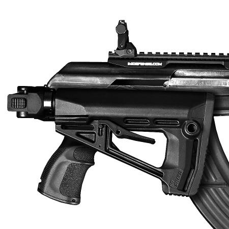 Ціна Приклади та складові / IMI AK to M4 Folding Stock Adapter MAK2