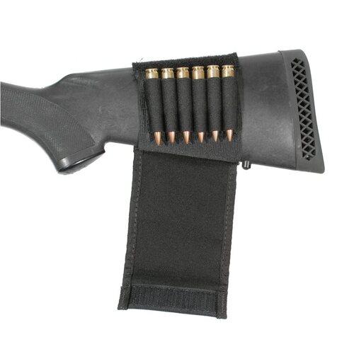 Ціна Підсумок наприкладний / Наприкладний патронташ Blackhawk BUTTSTOCK SHELL HOLDER WITH FLAP 74SH01
