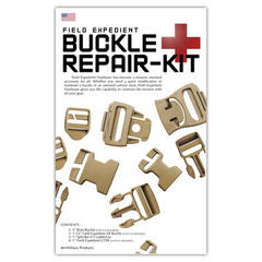 USGI MOLLE Field Expediant Hardware Buckles Repair Kit (new vers.)