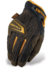 Mechanix Wear CG4P-29 CG4x Padded Palm, Moss