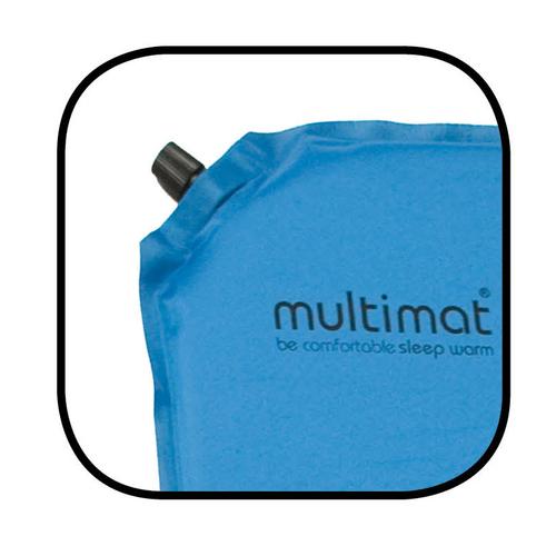 Ціна Табірне та Туристичне спорядження / Multimat Camper Mat 60MM21BL-GY