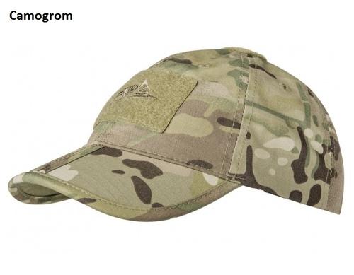 Ціна Кашкети та бейсболки / Тактична бейсболка складана Helikon-Tex Baseball Cap CZ-BBF-PR - FOLDING® - PolyCotton Ripstop