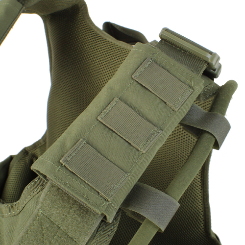 Ціна Плитоноска (Плейт керріер та Бронежилет) / Бронежилет чохол Condor Defender Plate Carrier DFPC