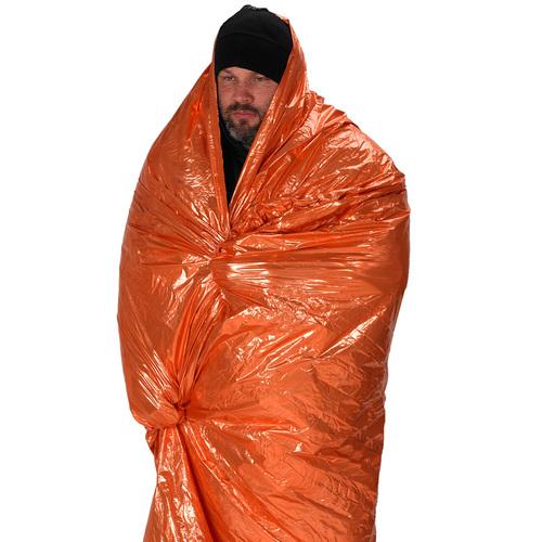 Ціна Засоби виживання, орієнтування та видобуток вогню / Аварійна термоковдра NDUR Combat Emergency Survival Casualty Blanket 61420/61425