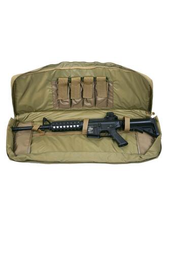 """Ціна Чохли та кейси для транспортування і зберігання зброї / Чохол для зброї Shark Gear 31"""" Rifle Bag 7000233A"""