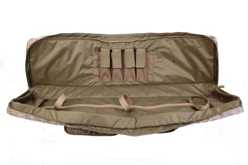 """Ціна Чохли та кейси для транспортування і зберігання зброї / Shark Gear 42"""" Rifle Bag 7000233D"""