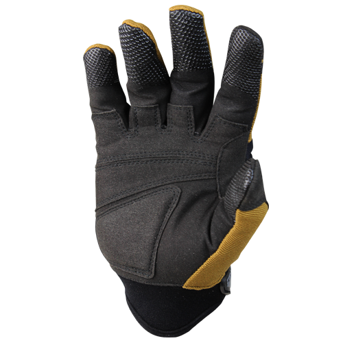 Ціна Рукавички. Комбіновані із шкірою, або синтетичні / Тактичні захисні рукавички Condor STRYKER PADDED KNUCKLE GLOVE 226