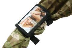 Pantac OT-C535 Wrist Map Pouch, Cordura