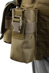 Shark 80004204 Molle Radio Pouch For Prc-148, 900D (discontinued)