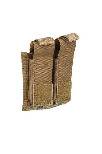Ціна Підсумок для Магазинів пістолетних / Pantac Malice EV 9mm Double Mag Pouch PH-C415, Cordura  (discontinued)