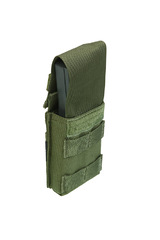 Pantac PH-C878 Molle Single M16 Mag Pouch With Plastic Insert, Cordura